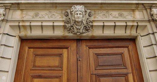 Ville de Nancy - Fronton