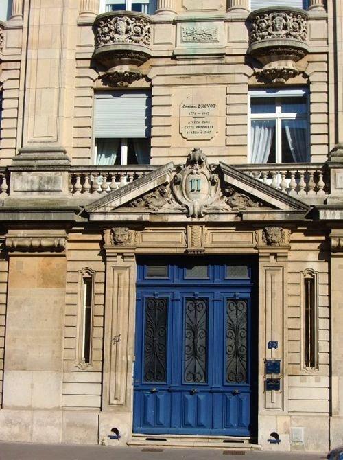 Ville de Nancy Porte