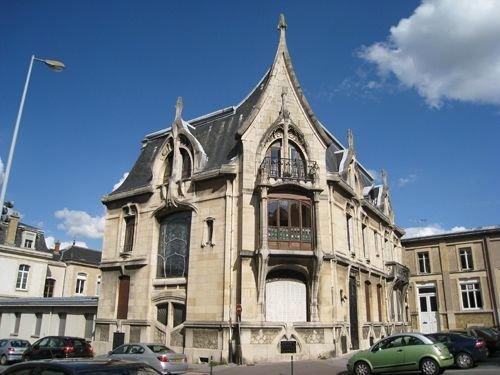 Ville de Nancy - Rue Lionnois