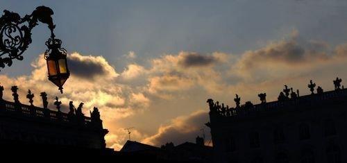 Ville de Nancy - Lanterne de la Place Stanislas