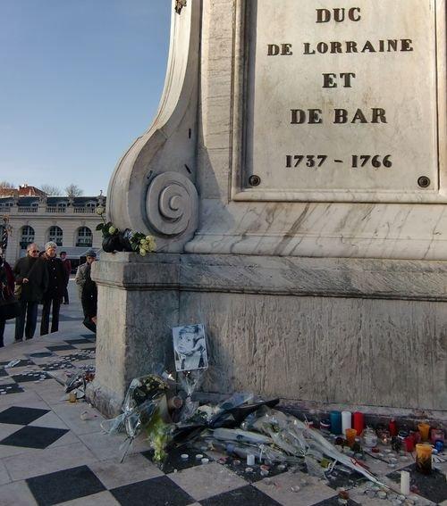 Ville de Nancy - Mobilisation solidaire face aux attentats de Paris
