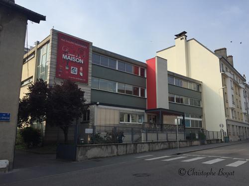 Ville de Nancy - MJC Desforges