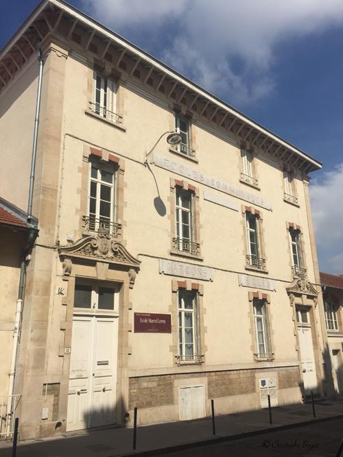 Ville de Nancy - Ecole Marcel Leroy