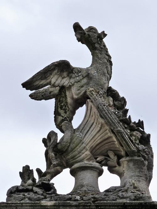 Ville de Nancy - Statue du Palais du Gourverneur