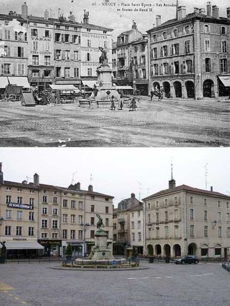 Ville de Nancy - Place Saint-Epvre