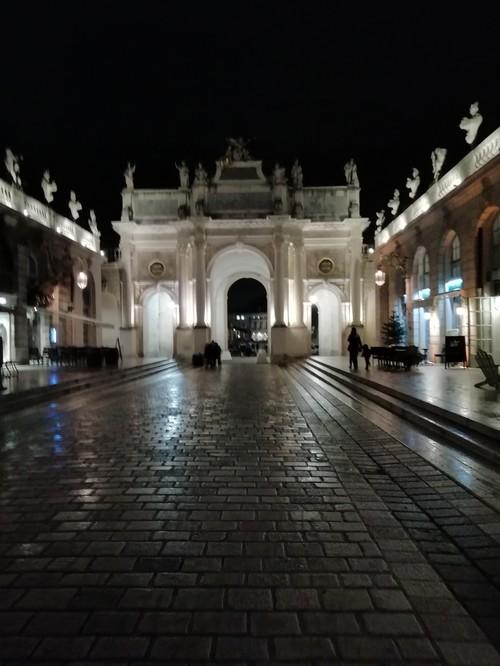 Ville de Nancy - Porte Héré