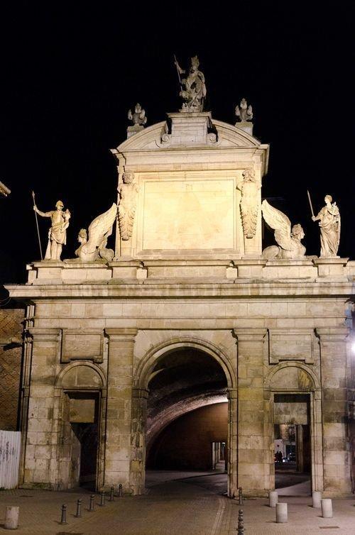 Ville de Nancy - Porte de la Citadelle