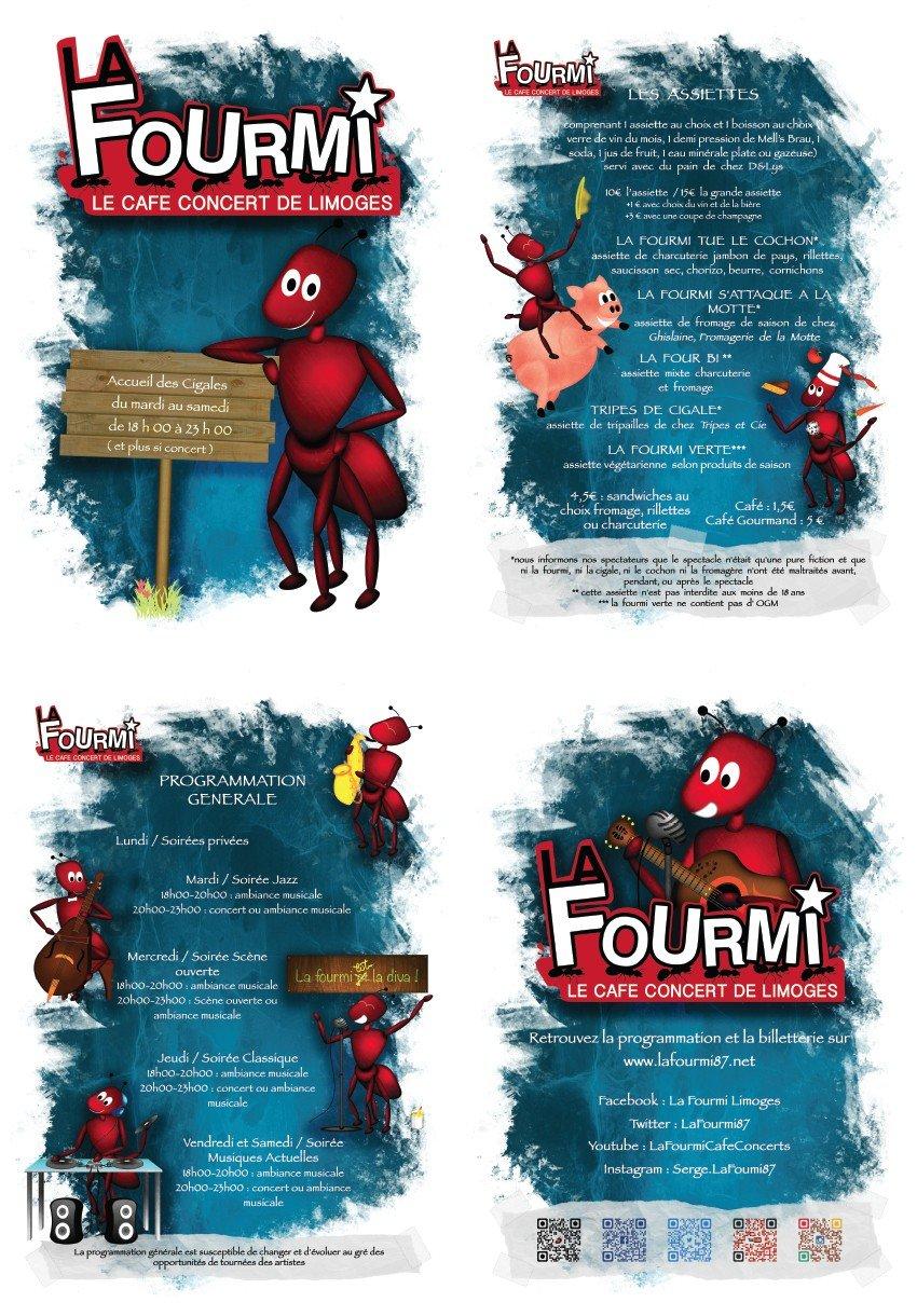 La crate de la Fourmi