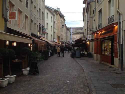 Ville de Nancy - Rue Gourmande