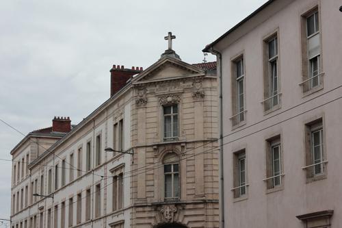 Ville de Nancy - Rue des Quatre Eglises