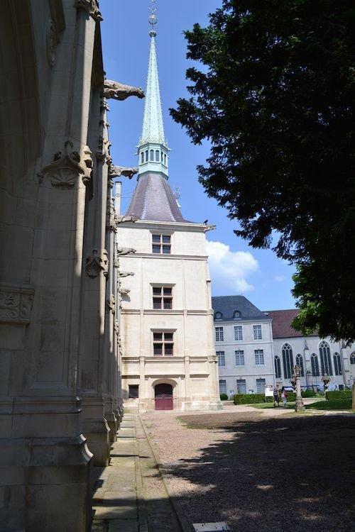 Ville de Nancy - Jardin du Musée Lorrain