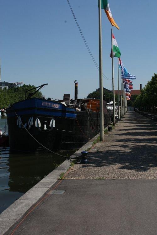 Ville de Nancy - Port de plaisance
