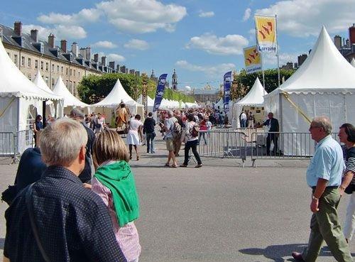 Ville de Nancy - La Lorraine est formidable 2012