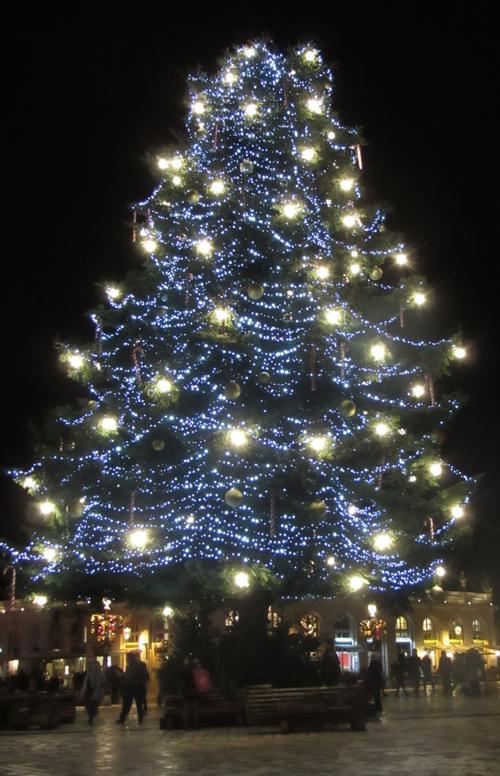 Ville de Nancy - En attendant Noël