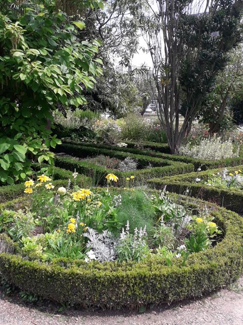 Ville de Nancy - Jardin Alexandre Godron
