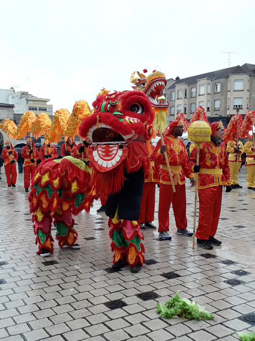 Ville de Nancy - Nouvel An Chinois 2018