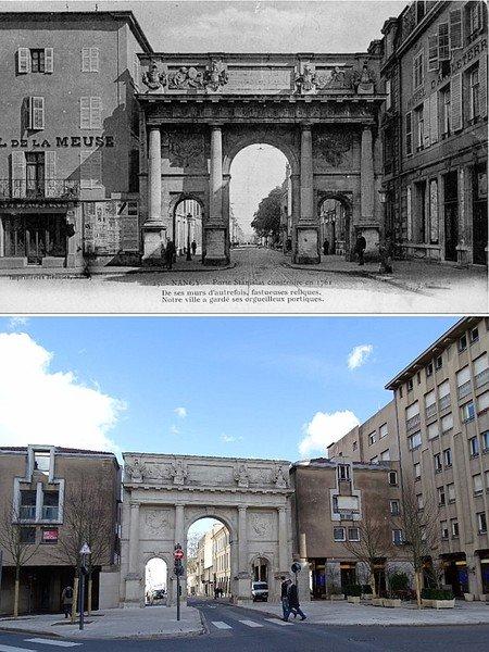 Ville de Nancy - Porte Stanislas