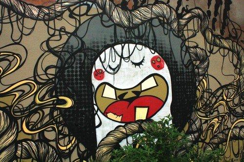 Ville de Nancy - Street Art quartier Oberlin
