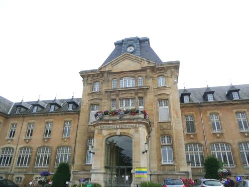 Ville de Nancy - Maternité Adolphe Pinard