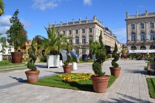Ville de Nancy - Jardin éphémère 2016