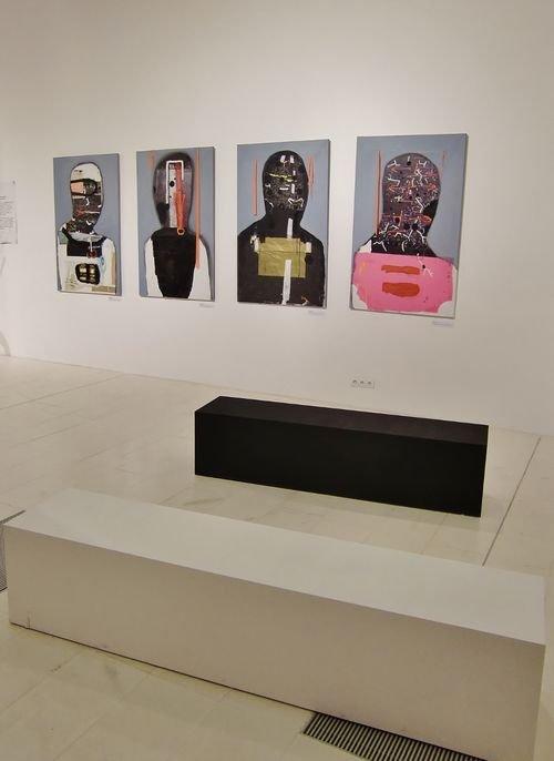 Ville de Nancy Regard dans le rétro -Exposition NCY NYC de CharlElie Couture