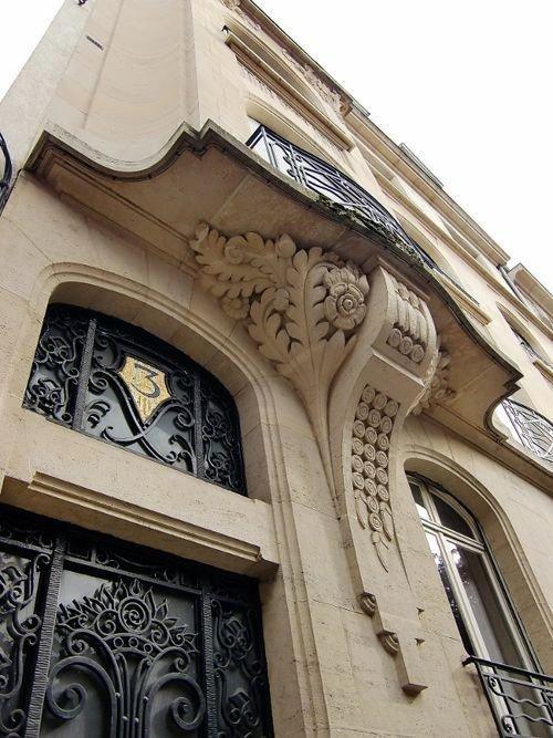 Ville de Nancy - Façade