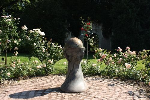 Ville de Nancy - Fontaine offerte par la ville de Karlsruhe
