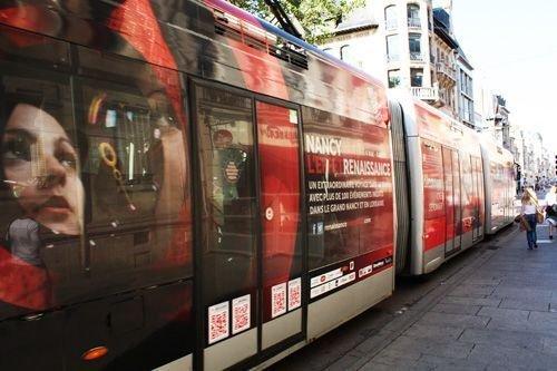 Ville de Nancy - Tram Renaissance
