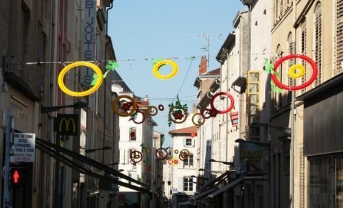 Ville de Nancy - Rue de la Faïencerie