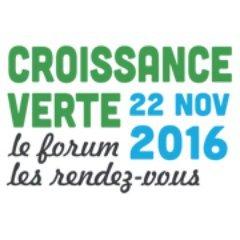 Forum de la Croissance Verte