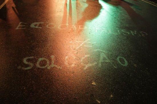 Manifestation Rio+20 -