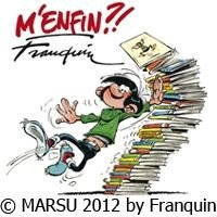Franquin s'expose, m'enfin ?!