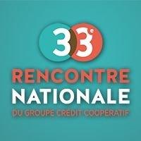 33ème Rencontre Nationale du Crédit Coopératif