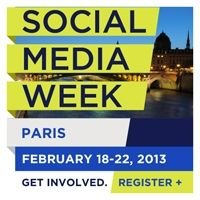 Social Media Week 2013, #SMWParis