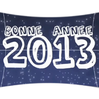 Vers l'infini et 2013 !