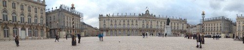 Ville de Nancy - Place Stanislas