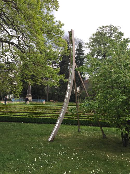 Ville de Nancy - Parenthèse du jardin Godron